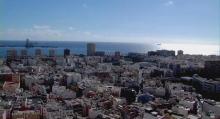 Mirada sobre una ciudad
